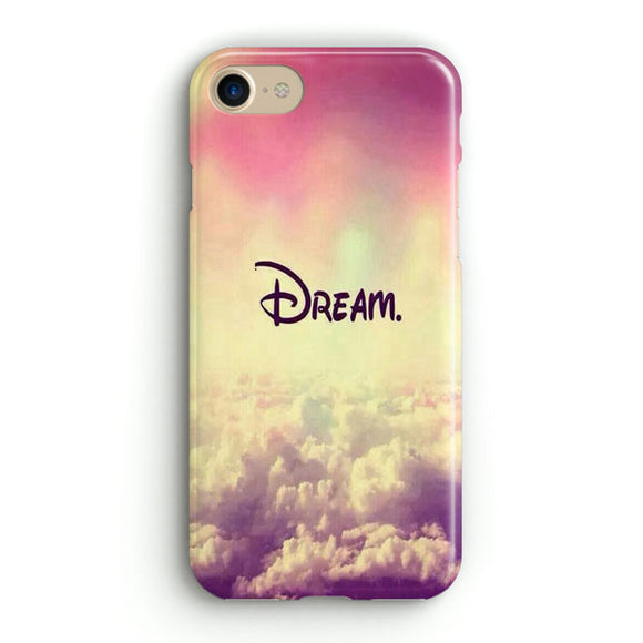 A Dream Is A Wish Your Heart iPhone 7 Case | Tridicase