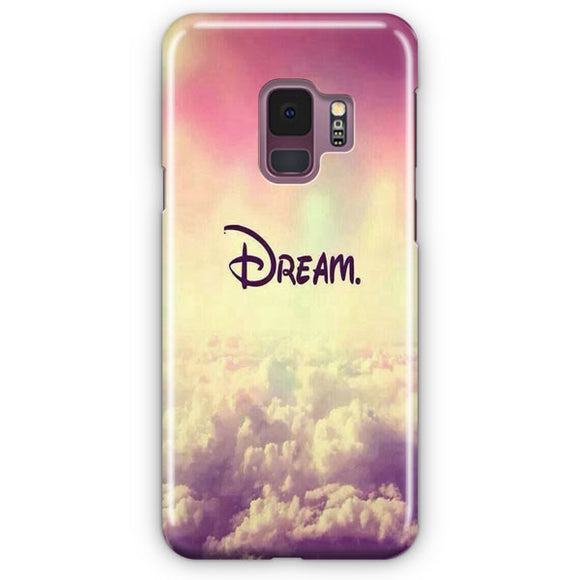 A Dream Is A Wish Your Heart Samsung Galaxy S9 Case | Tridicase