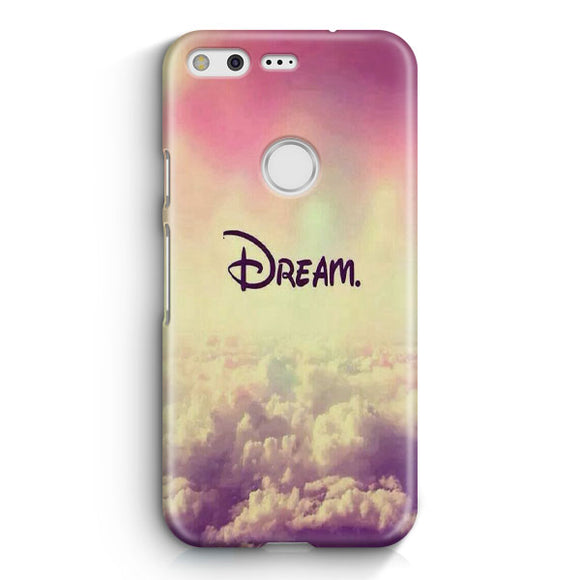 A Dream Is A Wish Your Heart Google Pixel Case | Tridicase