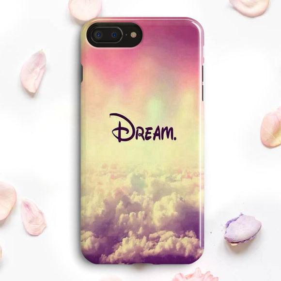 A Dream Is A Wish Your Heart iPhone 7 Plus Case | Tridicase