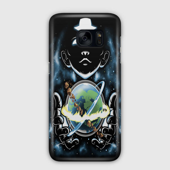 Aang Holding The World Samsung Galaxy S7 Edge Case | Tridicase
