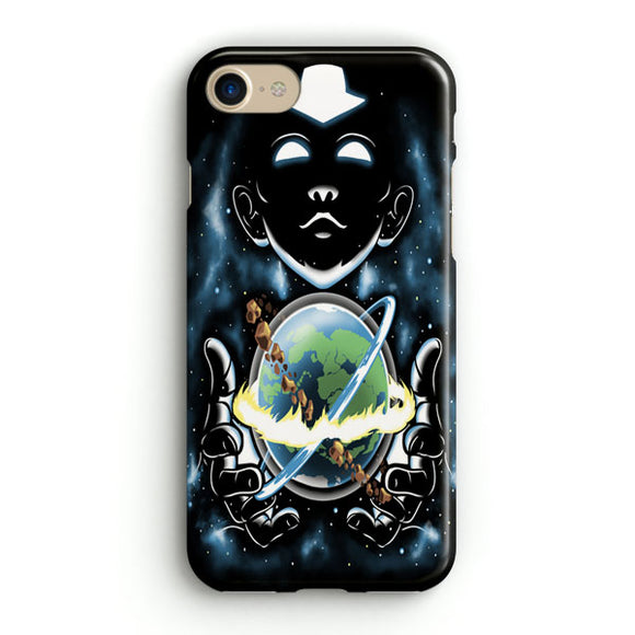 Aang Holding The World iPhone 6 | 6S Case | Tridicase