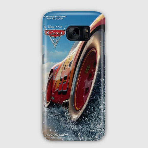 About Cars 3 Samsung Galaxy S7 Edge Case | Tridicase