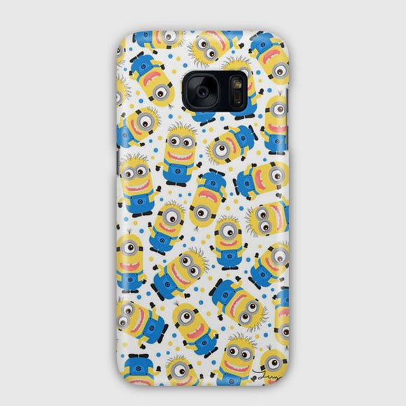 About Minion Samsung Galaxy S7 Edge Case | Tridicase