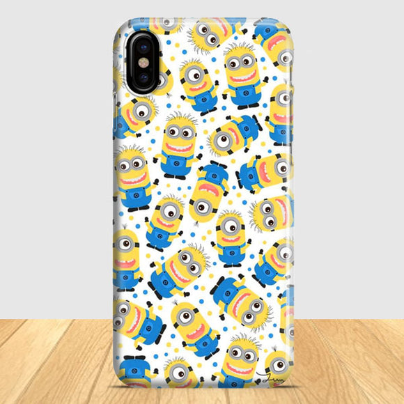About Minion iPhone X Case | Tridicase