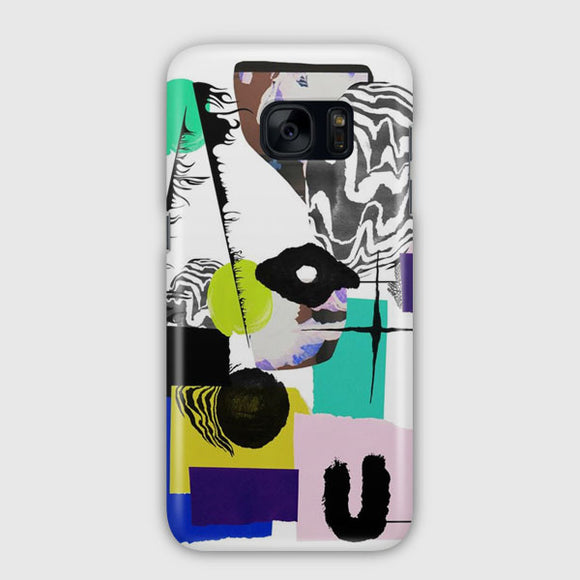 Abstract Art Wallpaper Samsung Galaxy S7 Edge Case | Tridicase