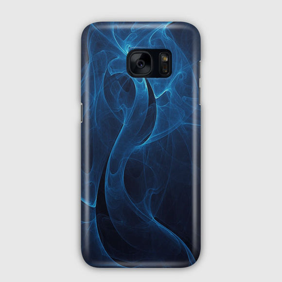 Abstract Blue Dragon Samsung Galaxy S7 Edge Case | Tridicase