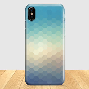 Abstract Geometric Pattern iPhone X Case | Tridicase