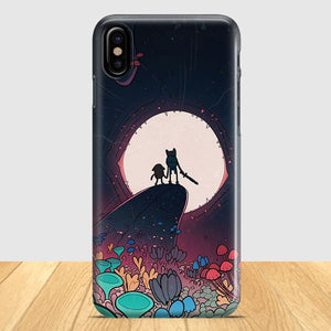 Adventure Time Cartoon iPhone X Case | Tridicase