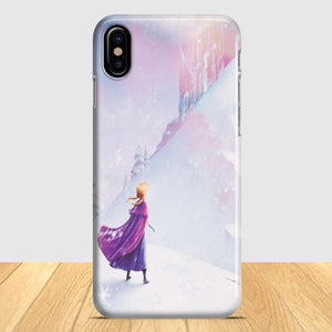 Ana Explore All Disney Stuff iPhone X Case | Tridicase