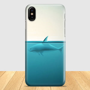 Animals Shark Sea iPhone X Case | Tridicase