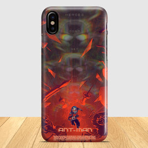 Ant-Man Illustration iPhone X Case | Tridicase
