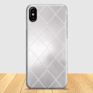 Argyle Loading Zoom iPhone X Case | Tridicase