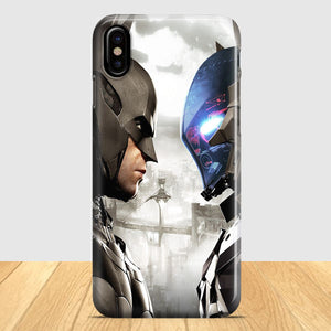 Arkham Knight Batman iPhone X Case | Tridicase
