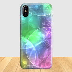 Artistic Abstract iPhone X Case | Tridicase