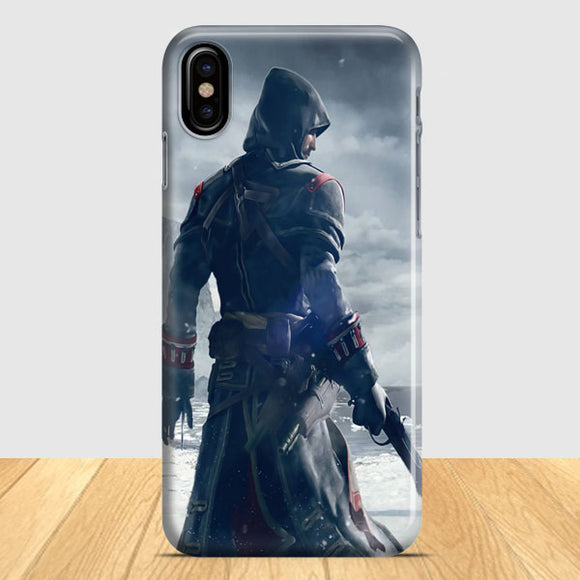 Assassins Creed Illustration iPhone X Case | Tridicase