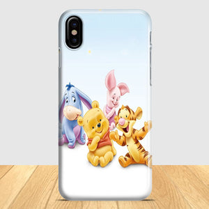 Baby Pooh iPhone X Case | Tridicase