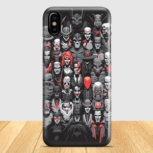 Batman Villain iPhone X Case | Tridicase