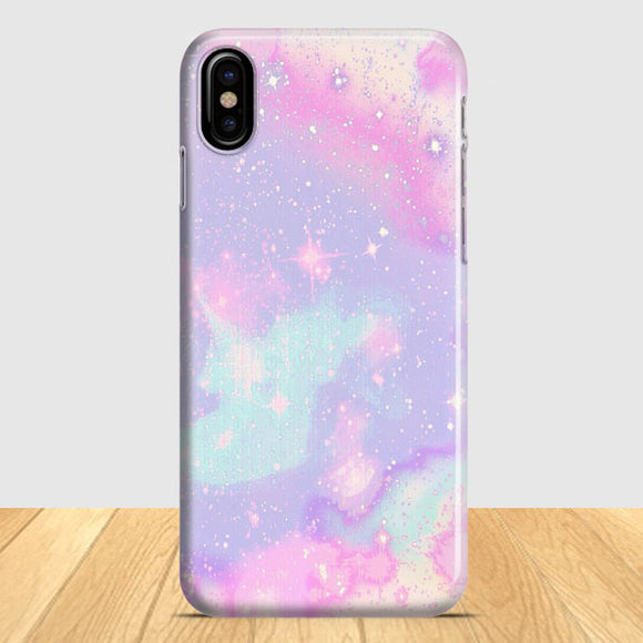 Beautiful Galaxy Girly iPhone X Case | Tridicase