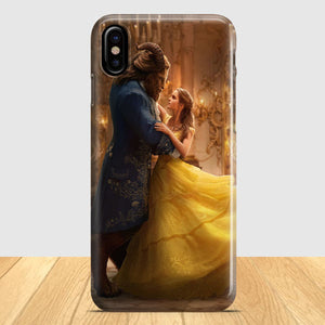 Beauty And The Beast Craft iPhone X Case | Tridicase