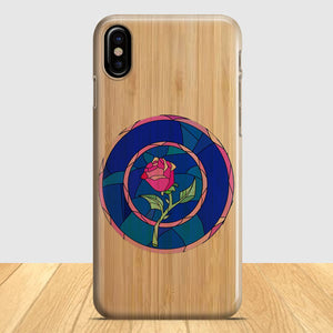 Beauty And The Beast Poster Artwork iPhone X Case | Tridicase