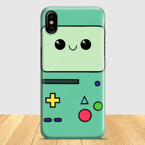 Bmo Adventure Time Pattern iPhone X Case | Tridicase