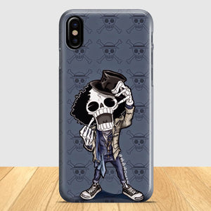 Brook One Piece iPhone X Case | Tridicase