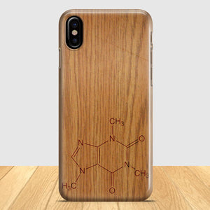 Caffeine Compound iPhone X Case | Tridicase