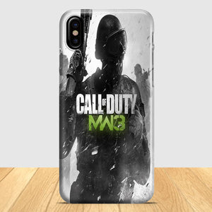Call Of Duty iPhone X Case | Tridicase