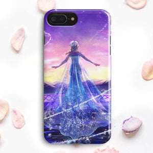 Disney Frozen Illustration iPhone 7 Plus Case | Tridicase