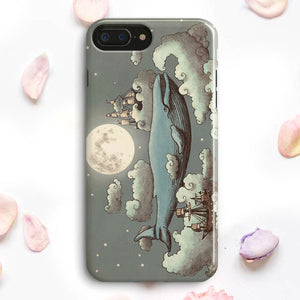 Flying Whale iPhone 7 Plus Case | Tridicase