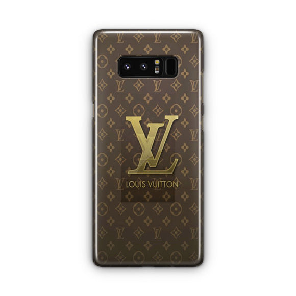low priced cde9a ff156 Louis Vuitton Monogram Business Samsung Galaxy Note 8 Case | Tridicase