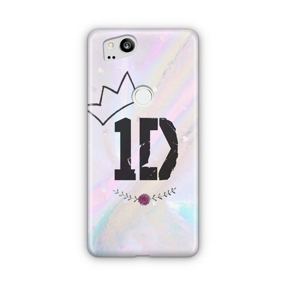1 Direction Glitter Google Pixel 3 Case | Tridicase