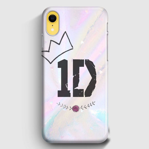1 Direction Glitter iPhone XR Case | Tridicase