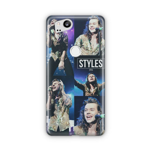 1 Direction Harry Styles Google Pixel 3 XL Case | Tridicase