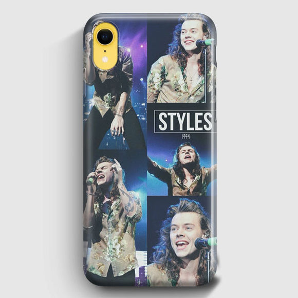 1 Direction Harry Styles iPhone XR Case | Tridicase