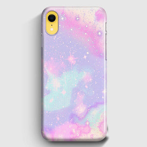 outlet store ef3e8 eb1e5 Beautiful Galaxy Girly iPhone XR Case | Tridicase