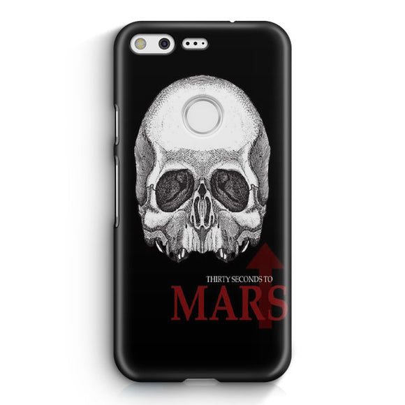 30 Seconds To Mars Google Pixel Case | Tridicase