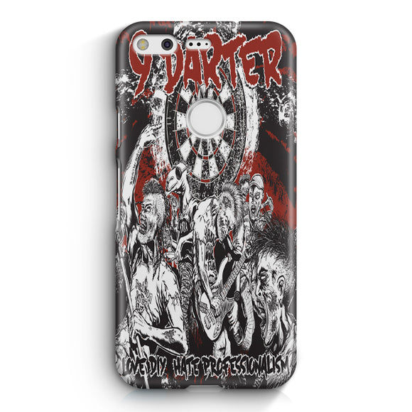 9 Darter Punk Rock Cover Google Pixel Case | Tridicase