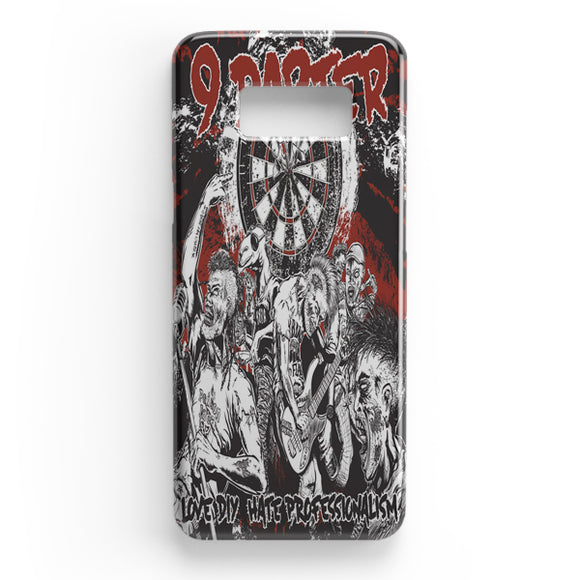 9 Darter Punk Rock Cover Samsung Galaxy S8 Plus Case | Tridicase
