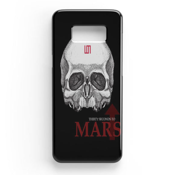 30 Seconds To Mars Samsung Galaxy S8 Plus Case | Tridicase