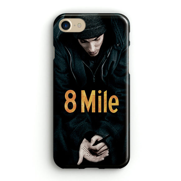8 Mile iPhone 8 Case | Tridicase