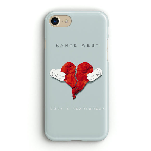 808s Kanye West and Heartbreak iPhone 8 Case | Tridicase