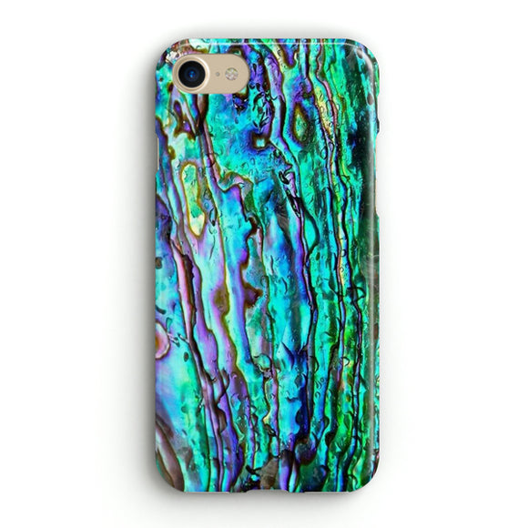 Abalone Shell iPhone 8 Case | Tridicase