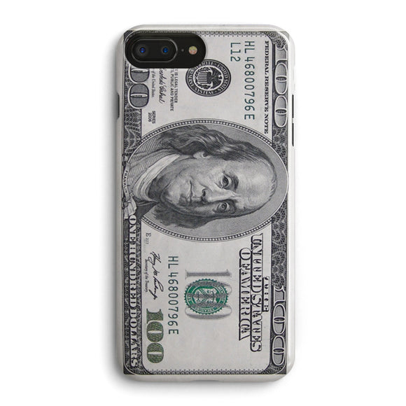 100 US Bill iPhone 7 Plus Case | Tridicase