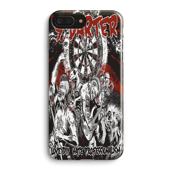 9 Darter Punk Rock Cover iPhone 7 Plus Case | Tridicase