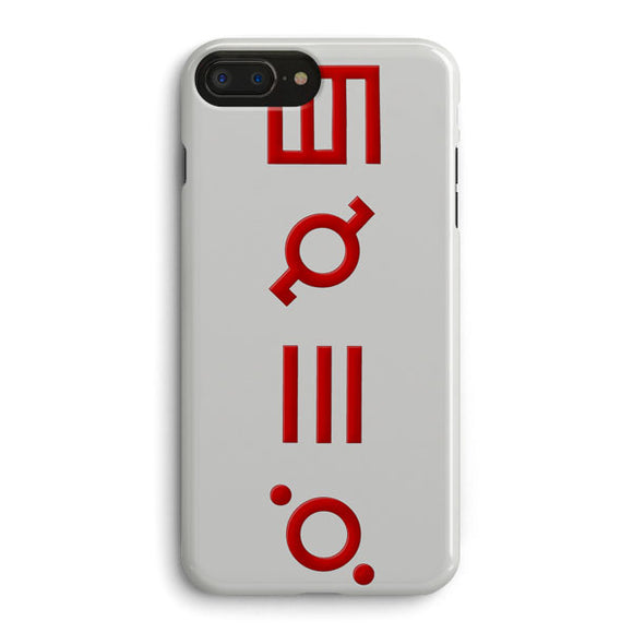 30 Seconds To Mars Logo iPhone 7 Plus Case | Tridicase