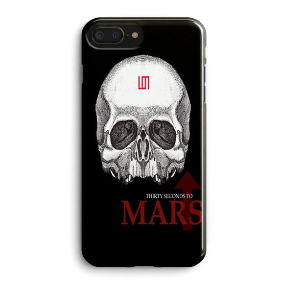 30 Seconds To Mars iPhone 7 Plus Case | Tridicase