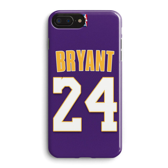 24 Bryant iPhone 7 Plus Case | Tridicase