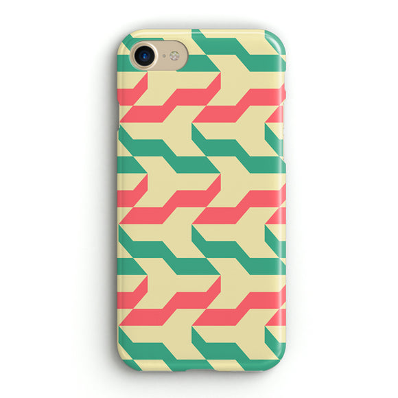 Absurd Preferred Pattern iPhone 8 Case | Tridicase